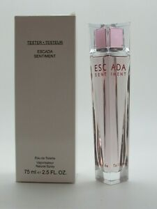 ESCADA SENTIMENT Perfume for Women 2.5 oz New in Box TESTER