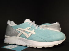 2015 ASICS GEL-LYTE V 5 RONNIE FIEG KITH DIAMOND TEAL WHITE SILVER MINT DS 11.5