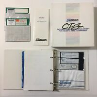 Vintage 80s Computerized Presentation System Floppy Disc Software CPS IBM PC