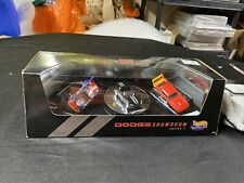 Hot Wheels 1996 Dodge Showroom Series 1 Set Limited Edition Viper Charger Ram