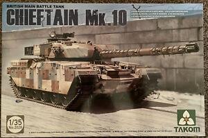 Takom 1/35 Chiefain Mk.10