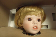 WILLIAM TUNG DOLL COLLECTION TIFFANY HUGS AND KISSES