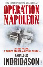 Arnaldur Indridason, Victoria Cribb - Operation Napoleon (Paperback)