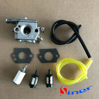 Carburetor Carb for Strike Master & Jiffy Ice Augers TC200 TC300 2-Cycle Engin