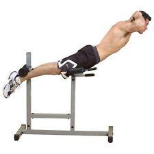 Rückenstrecker Deluxe aus dem Hause Body Solid, Hyperextension, Rückentrainer