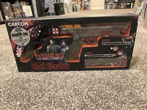 Capcom resident evil shot blaster brand new Sealed Wii Umbrella Chronicles RARE