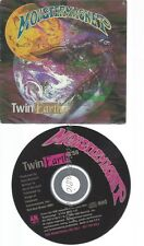 CD--TWIN EARTH--MONSTERMAGNET--PROMO