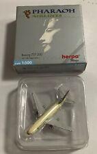 Herpa Wings Pharaoh Airlines Boeing 737-200 1:500 Scale