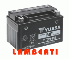 BATTERIE ORIGINAL YUASA YTX9-BS KYMCO MXU 50 2006 2007 2008 2009 2010