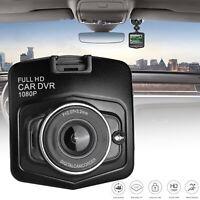 "Full HD 1080P Car DVR Driving Recorder Camera 2.4"" LCD Vehicle Video Dash Cam"