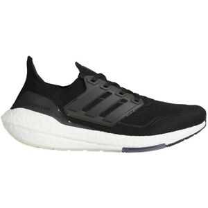 Adidas Men's Ultraboost 21 Running Shoes Black Ultra Boost 2021 - FY0378