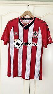 Southampton FC Home Shirt Hummel 2021/22 Medium