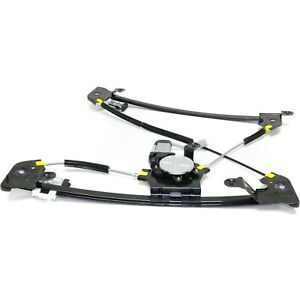 Power Window Regulator For 2004-2008 Ford F-150 Front, Driver Side With Motor