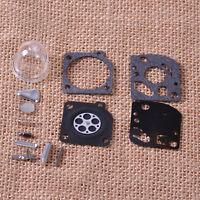 Carburetor Repair Rebuild Carb Kit Fit for Zama RB-47 Poulan WeedEater Craftsman