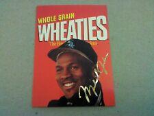 Michael Jordan Wheaties Baseball 1994/95 Sports Stars USA White Sox RARE