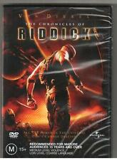 DVD THE CHRONICLES OF RIDDICK R4 New Special Features Vin Diesel