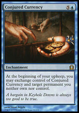 1x Conjured Currency Return to Ravnica MtG Magic Blue Rare 1 x1 Card Cards