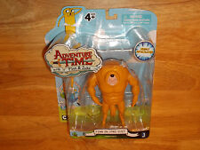 "MOC Jazwares Cartoon Network ADVENTURE TIME FINN IN JAKE SUIT 5"" Figure #14217"