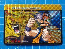 Dragon Ball Fan - Custom Card PrismCard Hildegarn Songoku SSJ3 - PP Card