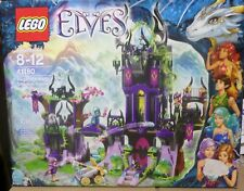 LEGO Elves 41180 Ragana's Magic Shadow Castle NEW Factory Sealed, 2016 Retired