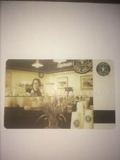 "Starbucks ""PIKES PLACE"" RARE Gift Card RETIRED from 2006 Series 6028 CAR-464"