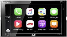 "JVC KW-M730BT Digital Media Receiver 6.8"" Touchscreen Apple CarPlay Android Auto"