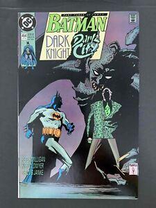 BATMAN #454  DC COMICS 1990 VF