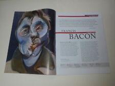 Francis Bacon Yue Minjun Wayne McGregor Takashi Murakami clippings France French