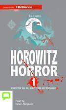 Horowitz Horror by Anthony Horowitz (2015, CD, Unabridged)