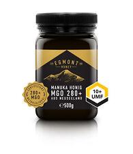 Manuka Honig MGO 280+ UMF 10+ 500g Original aus Neuseeland Egmont Honey