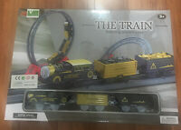 The Train Restoring Ancient Ways 38 Pcs