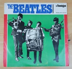 The Beatles – The Beatles Vinyl LP DDR 1965 Amiga 850040