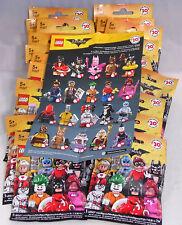 Lego 71017 Minfiguren The Batman Movie 1 komplett Satz = 20 Figuren NEU NEW