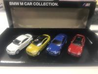 Genuine BMW M Sport Die Cast Model Set 1:64 Scale 80 45 2 365 554 Great Gift.