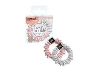 INVISIBOBBLE SPRUNCHIE SLIM - BELLA CHROME