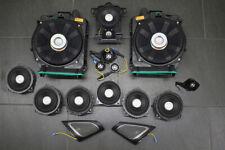 Original BMW 7er G11 G12 Lautsprecher Harman Kardon Soundsystem speaker set