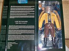 STAR WARS SIDESHOW YAVIN CEREMONY LUKE SKYWALKER 1/6 Scale Figure MIB