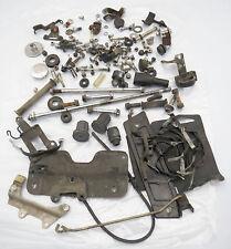 Honda VF 700 Magna Schrauben Kleinteile Halter Motorhalter holder screw parts