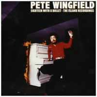 Pete Wingfield Eighteen With A Bullet (The Island Recordings) CD Cherry Red 2008