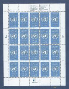 United Nations 50th Anniversary - Scott #2974 - 32 Cent MNH