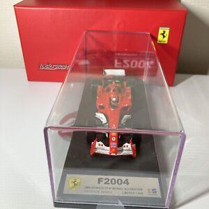 Look Smart 1:43 Ferrari F2004 LSHE003 Japanese GP #1 2004 Michael Schumacher