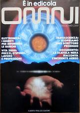OMNI Rivista anno 1983  (FANTASCIENZA)  POSTER-LOCANDINA da Edicola >>>>
