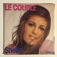 Ref1063 Vinyle 45 Tours Sheila Le Couple