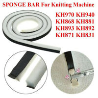 Sewing Accessories Knitting Machine Needles Sponge Bar Strip For KH868 KH860  Dz