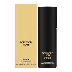 Tom Ford NOIR EXTREME All Over Body Spray Full Size 4oz / 150ml Sealed In Box