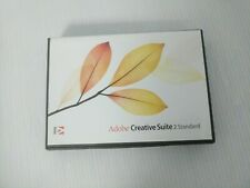 ADOBE CREATIVE SUITE 2 STANDAR - ONLY 4 DISCS INCLUDED