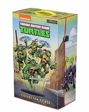 SDCC 2017 NECA TMNT 30th Anniversary Cartoon Action Figure Box Set FREE SHIPPING