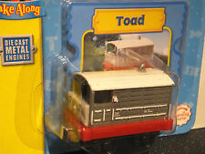 NEW Take Along/Take-n-Play Thomas 'TOAD' LC76069 - ORIGINAL - FREE P&P!