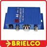 AMPLIFICADOR MINI STEREO HIFI 12VDC 180W+180W MAX AGUDOS GRAVES VOLUMEN BD11750