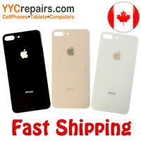 iPhone 8 Plus Battery Glass Lens Cover Housing Rear Back Door Replacement Tape